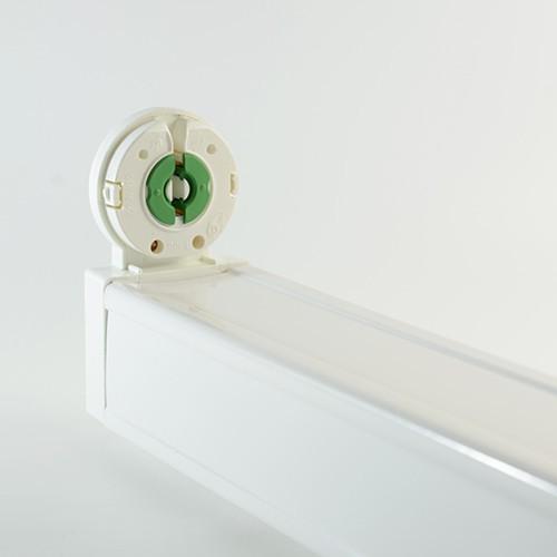led frei gmbh ge n pack fassung f r t8 led r hren 1x150cm ip40. Black Bedroom Furniture Sets. Home Design Ideas
