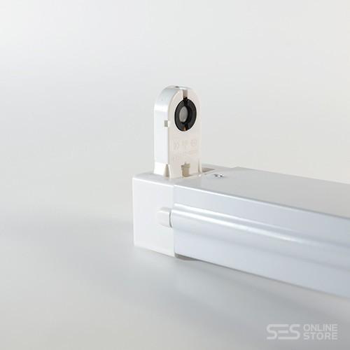 led frei gmbh fassung f r t8 led r hren 1x120cm ip20. Black Bedroom Furniture Sets. Home Design Ideas
